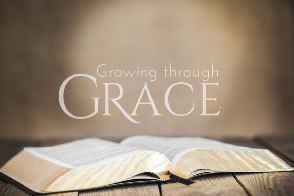 Growing Through Grace logo
